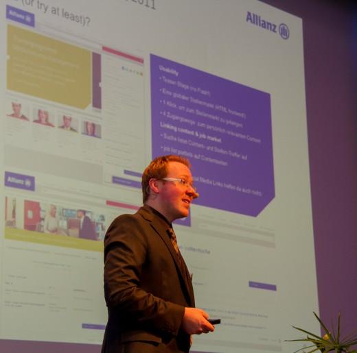 Dominik-Hahn-Allianz-Karriereseite