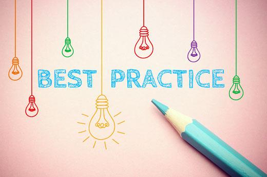 Best Practice Bild