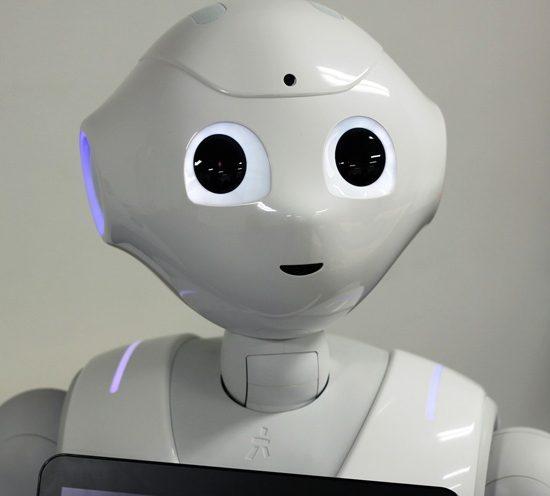 Pepper Roboter SoftBank