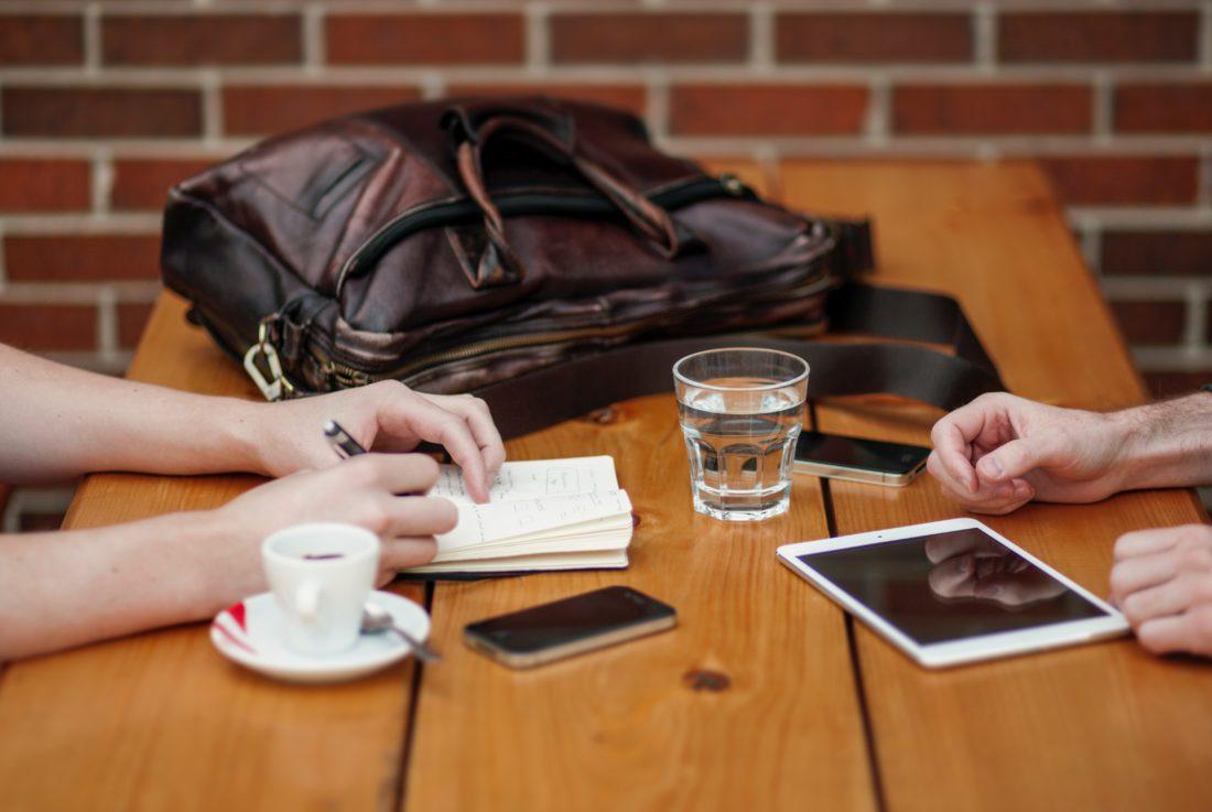 Mit dem Berufswelten-Café wählte die SBB eine besondere Form des aktiven Recruitings.