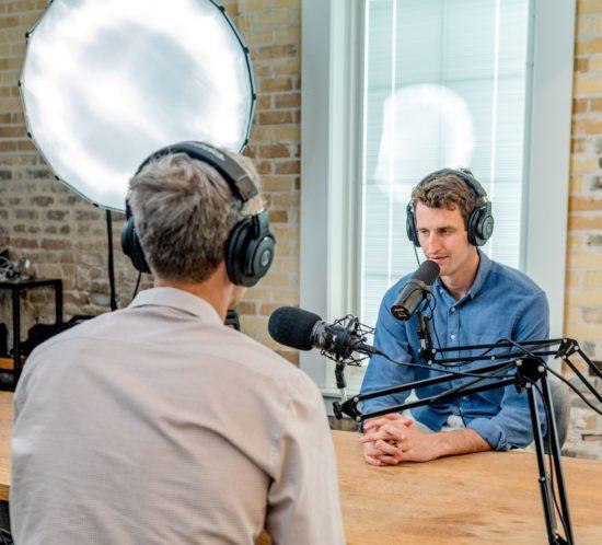 Stellenanzeigen hören: Prospective über Jobcasts