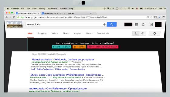 Google Recruiting