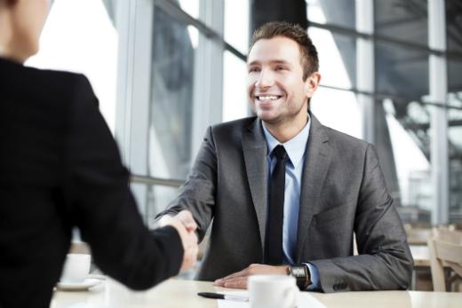 Prospective erfolgreiche Rekrutierung gross