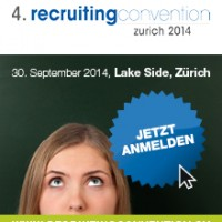 Recruiting Convention Zurich