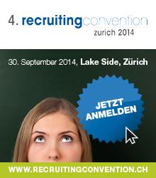 Recruiting Convention Zurich