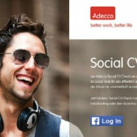 CV Check Facebook Adecco