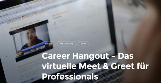 Whatchado Career Hangouts